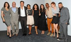 Lovely-The Cast