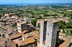 Teach Through Educational Travel: San Gimignano | The Educated Traveler