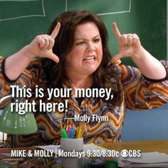 mike and molly pics of episodes | Mike & Molly