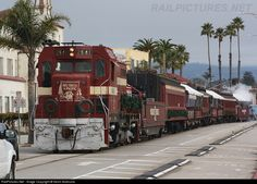 RailPictures.Net Photo: SCBG 2641 Santa Cruz Big Trees & Pacific Railway CF7 at Santa Cruz, California by Kevin Andrusia