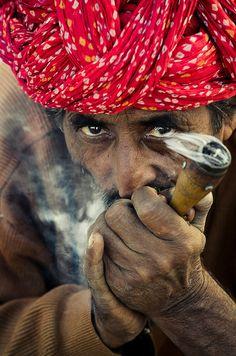 On a smokey high... | Flickr - Photo Sharing! Source: Rakesh JV