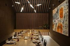 Glamarama, the Private Dining Room