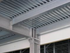Steel Frame House, Steel House, Cantilever Carport, Pre Engineered Buildings, Steel Frame Construction, General Construction, Steel Building Homes, Steel Structure Buildings, Steel Trusses