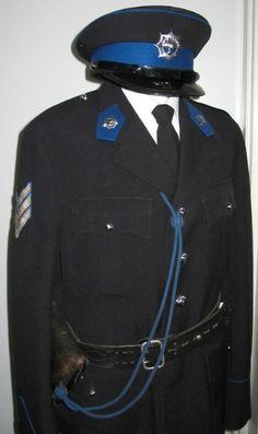 Dutch State Police  1945-1960
