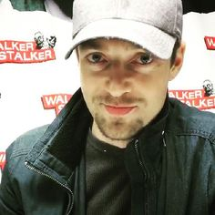 {@rossmarquand} #rossmarquand #twd #twdfamily #thewalkingdead #aaron #aarontwd Ross Marquand, A A Ron, The Walking Dead, Boyfriend, Instagram Posts, Walking Dead