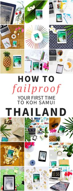 The Koh Samui Guide: How to Fail-Proof Your First Time to Koh Samui, Thailand ... total Koh Samui travel guide, click through to see details, screenshots & amazing reviews: https://www.thekohsamuiguide.com/