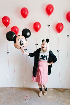Rad's Modern Mickey Mouse Birthday Party - The Alison Show
