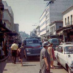ΣΗΜΑΝΤΡΟΝ: Παλιές νοσταλγικές φωτογραφίες της Αθήνας Greece History, Old Greek, Athens Greece, Old Photos, Street View, Retro, City, Photography, 1960s