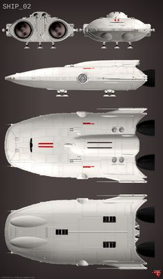 The Manta Class II Shuttle in Hyperventila: The Game Games, Gaming, Plays, Game, Toys