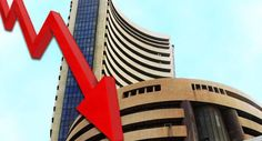 Sensex falls for 5th day, down 30 pts at over nine-week low