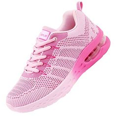 online retailer c809b 0ce80 Women s Athletic Running Sneakers Air Fitness Sport Workout Gym Tennis  Walking Sneakers..Women running