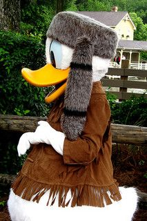 New Daisy Duck Mascot Costume Sale, Free shipping and Fast Shipping - http://www.mascotshows.com/category/donald-duck.html
