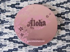 Etude House Aloha V Slim Line Maker #1 Sun Gold/ Wood Brown