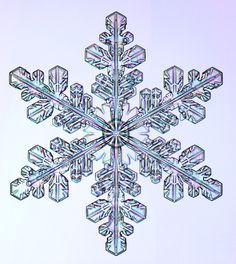 Snowflake Photographs - SnowCrystals.com What Is A Snowflake, Snowflake Images, Snowflake Tattoos, Micro Photography, Water Images, Ice Crystals, Winter Scenery, Snow And Ice, Winter Wonder