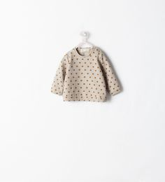 Image 1 of STAR MOTIF SWEATSHIRT from Zara