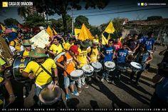 Marchando para Jesús  En Santa Cruz de la sierra-Bolivia