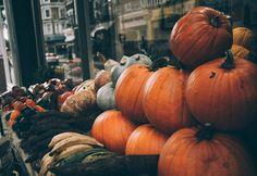 Pumpkins. London.