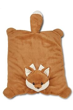 Bearington Baby Lil' Fritz Fox Blanket Blanket Play Mat $34.95