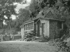 """Rebecca"" - Manderley estate - Rebecca's cottage"