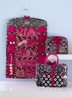 #Jewelry & #makeup bags. #SteinMart