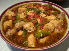 Pressure Cooker Italian Chicken and Sausage with Peppers