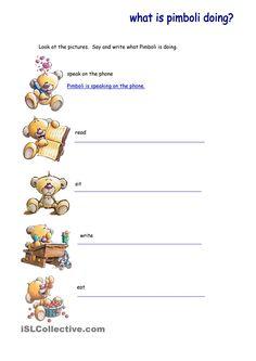 Free ESL, EFL printable worksheets and handouts | ingles ...