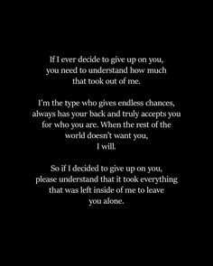 This is SOOO me ! It's so me do you realize how hard what I did was after the effort I made. You made none for me you gave up I fought. When it got tough you gucked someone else. I stayed true still staying true. Quotes Deep Feelings, Hurt Quotes, Real Quotes, Mood Quotes, Wisdom Quotes, Positive Quotes, Life Quotes, Quotes To Live By, Letting Go Of Love Quotes