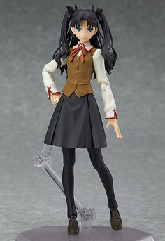 Rin Tohsaka 2.0 figma Fate stay night [Unlimited Blade Works] (Pre-Order)