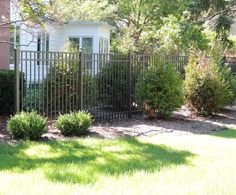 Crazy Tricks Can Change Your Life: Fencing Gate Design front yard fencing and gates.Front Yard Fencing And Gates fencing gate design.Front Yard Fencing And Gates. Wooden Fence Gate, Gabion Fence, Cedar Fence, Redwood Fence, Brick Fence, Fence Landscaping, Backyard Fences, Garden Fencing, Fenced In Yard