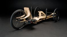 This Wooden Hot Rod Is Powered By A Common Electric Drill