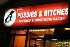 Perfect name for a grooming salon