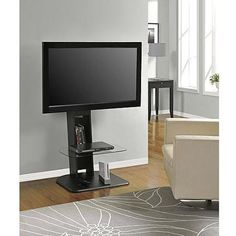 "Master Bedroom walmart.com Altra Galaxy TV Stand with Mount for TVs up to 50"", Multiple Finishes"