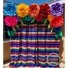 Fiesta backdrops are my favorite to make, if you know something about my page is that it's very colorful just like a fiesta. Mexican Theme Baby Shower, Mexican Fiesta Birthday Party, Fiesta Theme Party, Mexican Themed Weddings, Moms 50th Birthday, Mexican Party Decorations, Graduation Party Planning, Quinceanera Party, Quinceanera Planning
