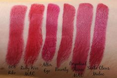 The Deathberry: Butterfly Valley Collection Nabla Cosmetics [Preview, Swatch, Make Up]
