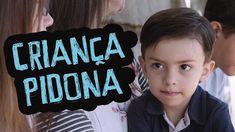Criança Pidona - DESCONFINADOS (Erros no final) - YouTube