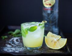 Bergamot Mojitos | The Bojon Gourmet