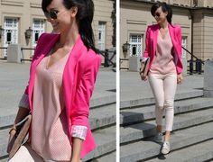 Resultado de imagem para moda pink