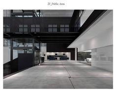 Poggenpohl Shanghai Studio,Render