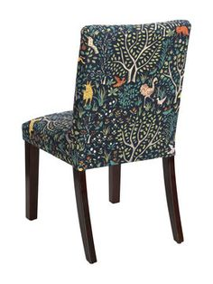 Uptown Dining Chair from Quick-Ship Furnishings Feat. Skyline on Gilt
