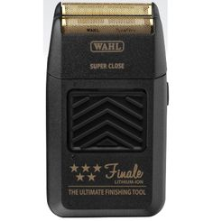 Wahl 5 Star Finale Lithium-Ion Shaver #8164 $68.00 Visit www.BarberSalon.com One stop shopping for Professional Barber Supplies, Salon Supplies, Hair