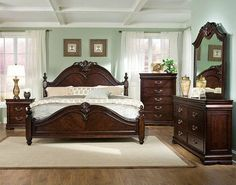 King Bedroom Furniture Sets | GORGEOUS KING SIZE BEDROOM SET For Sale In  Heath, Texas
