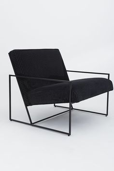 Thin Frame Lounge Chair Get started on liberating your interior design at Decoraid in your city! Steel Furniture, Deco Furniture, Furniture Styles, Home Furniture, Furniture Design, Cheap Furniture, Sofa Lounge, Lounge Chair Design, Chaise Chair