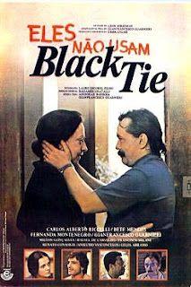 Eles Não Usam Black-Tie (1981)  Direção: Leon Hirszman  Roteiro: Gianfrancesco Guarnieri (peça), Leon Hirszman  Com Gianfrancesco Guarnieri e Fernanda Montenegro