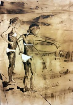 EN DAG I JULI BY ANNE-BRITT KRISTIANSEN  #fineart #art #painting #kunst #maleri #bilde  www.annebrittkristiansen.com/anne-britt-kristiansen-kunst-2012 Paintings, Statue, Fine Art, Art, Photo Illustration, Paint, Painting Art, Painting, Visual Arts