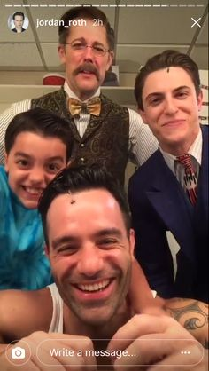 """""""You have no soul!"""" Ha. I love how amused Ramin looks at how much he likes the war heads and the others are like: GAH! So sour!!!!"""