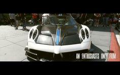 Amazing Supercars & Hypercars  at Cars and Croissants Santana Row - Shot...