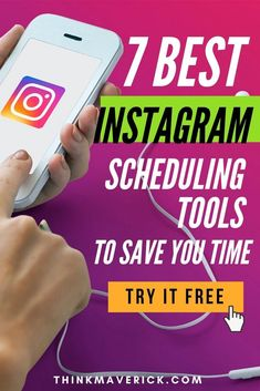 Instagram marketing is about creativity and consistency. The main technique is keeping things consistent. Consistency is persuasive. It will sway more people than any intelligent artificial bot. Don't fight it. Take back your time, use these Instagram scheduling tools to schedule your Instagram posts, stories, videos, carousels, IGTVs, swipe up links and more. It'll save you time and boost your social presence. It's free to use! #instagram #instagramscheduling #automation #socialmedia Instagram Schedule, Instagram Tips, Instagram Posts, Instagram Marketing Tips, Try It Free, Save Yourself, Social Media, Tools, Instruments