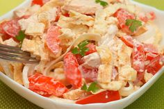 Pasta Salad, Potato Salad, Food And Drink, Chicken, Cooking, Ethnic Recipes, Cooking Recipes, Kochen, Cold Noodle Salads