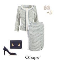 #work #outfit #getthelook #semper