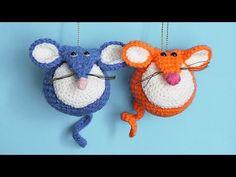 МК Мышешарик | Вязаная мышка крючком - подробное описание игрушки | Crochet Toy Mouse Tutorial - YouTube Crochet Doll Pattern, Crochet Patterns Amigurumi, Crochet Dolls, Felt Ornaments Patterns, Crochet Mouse, Crochet Keychain, Cute Mouse, Knit Mittens, Cute Dolls